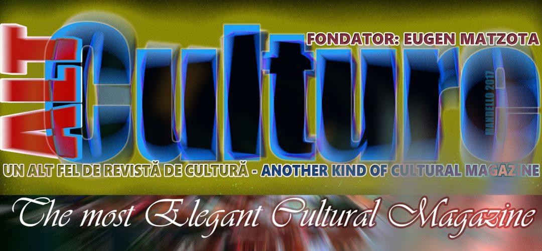 ALTculture, the most Elegant Cultural Magazine