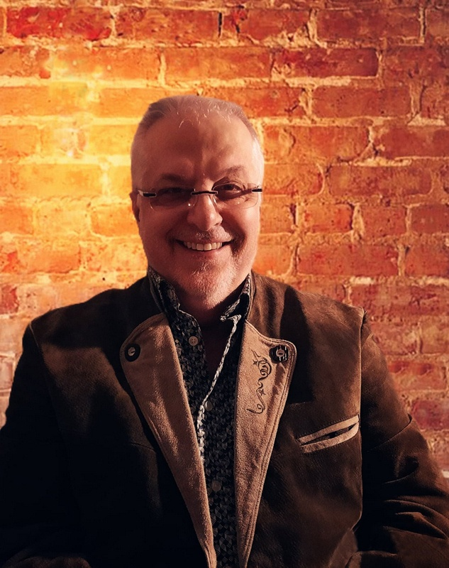 Eugene Matzota smiling